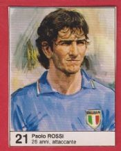 Italy Paolo Rossi Juventus 21